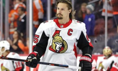 Senators Trade Karlsson to Sharks