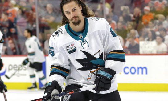 NHL News & Notes: Karlsson & Hertl, Forsbacka Karlsson & More