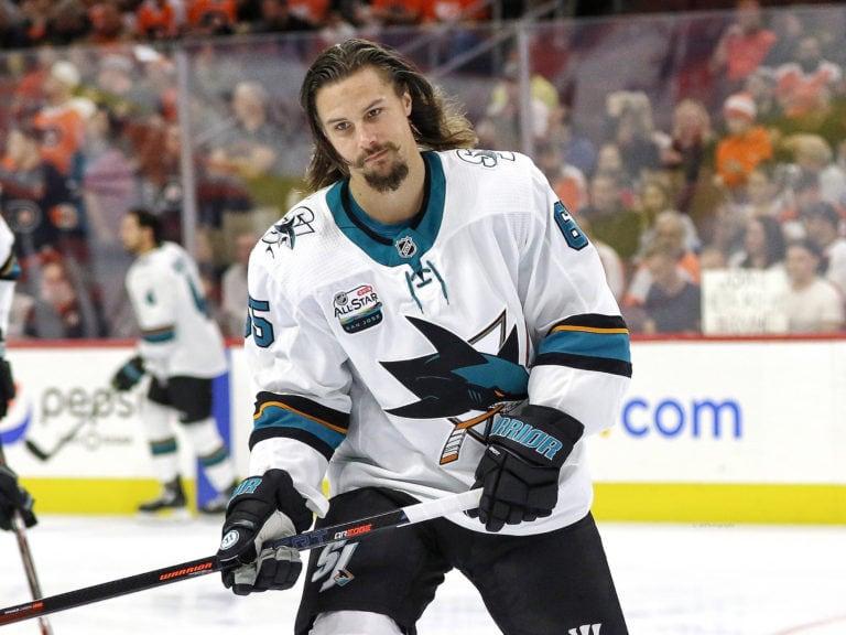 Erik Karlsson - Sharks