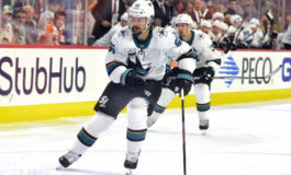 Sharks' Karlsson Enters the Hart Conversation