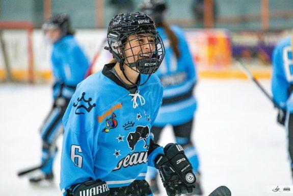 Erin Gehen (1st goal)