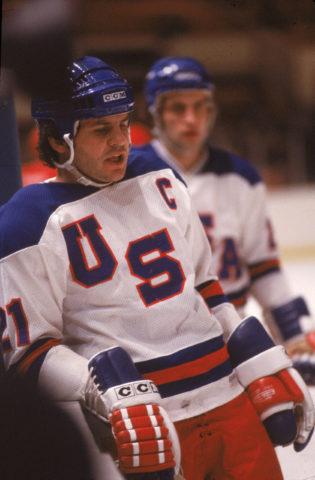 Mike Eruzione Team USA