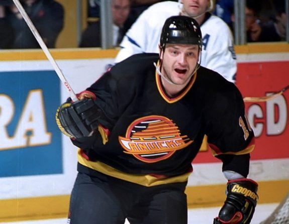 Esa Tikkanen Vancouver Canucks