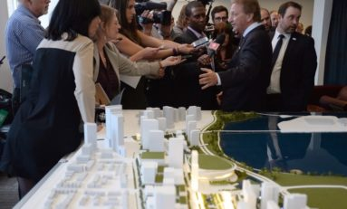 Melnyk-Backed LeBreton Flats Plan Flounders - 2nd Group Emerges