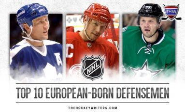 Top 10 All-Time European-Born NHL Defensemen