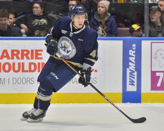 Evan Vierling Barrie Colts