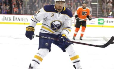 Sabres Trade Kane to Sharks