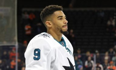Sharks' Second Line Shines in Season Opener