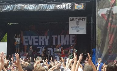 Buffalo's Every Time I Die Embodies City's Spirit