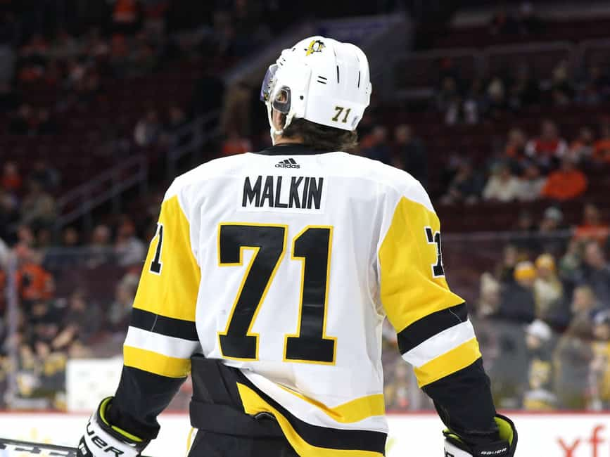 Evgeni Malkin Penguins