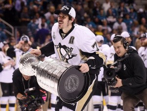 Evgeni Malkin, Pittsburgh Penguins, NHL, Hockey, Stanley Cup, NHL 100
