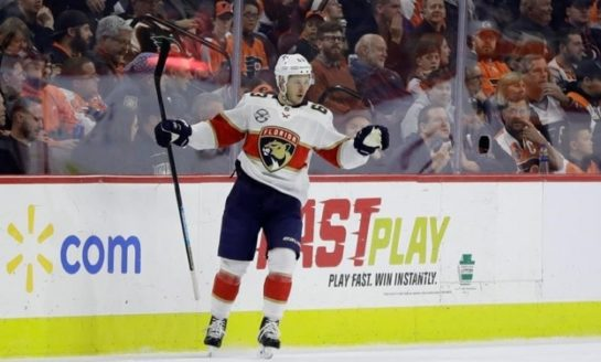 Panthers Beat Flyers - Ekblad, Dadonov Lead the Way