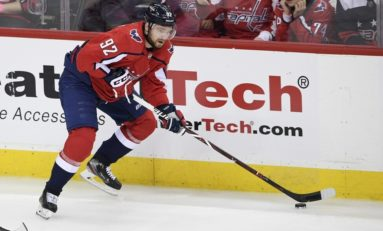 Evgeny Kuznetsov's Season at Turning Point