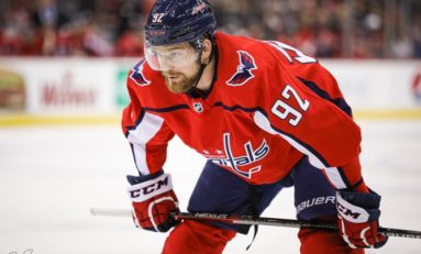 Capitals Could Get More From Kuznetsov as a Winger