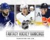 Fantasy Hockey Draft Rankings: Top 250