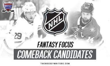 Fantasy Focus: Comeback Candidates