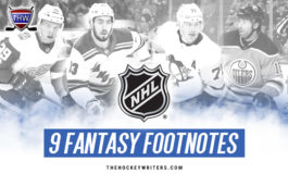 9 Fantasy Footnotes: Neal, Mantha Among Early Elite
