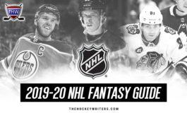 2019-20 NHL Fantasy Guide