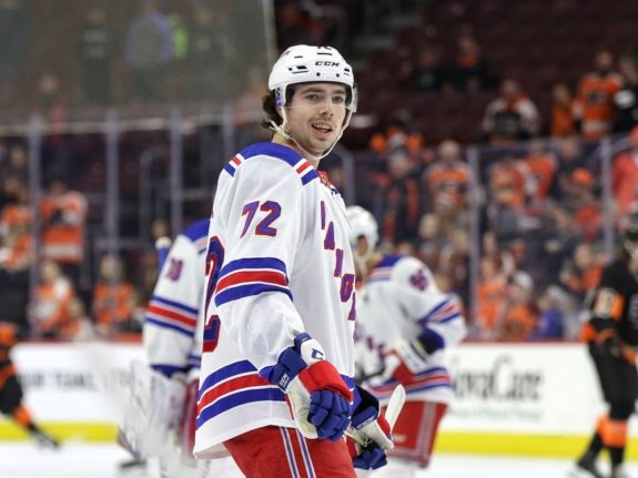 sports shoes c4a92 cae37 New York Rangers' 2018-19 Report Cards: Filip Chytil