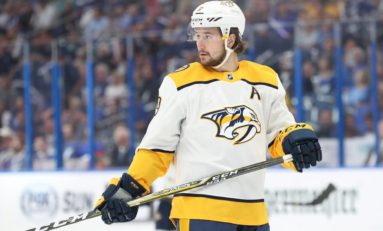 Predators' Forsberg Still Needs to Prove He's Elite