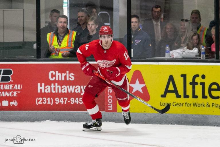 Filip Zadina, Detroit Red Wings