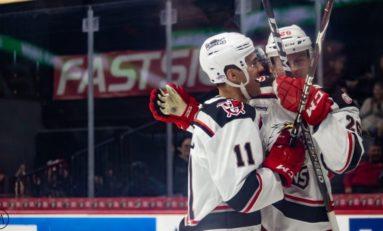 AHL Central News: Griffins Earn Split in Chicago