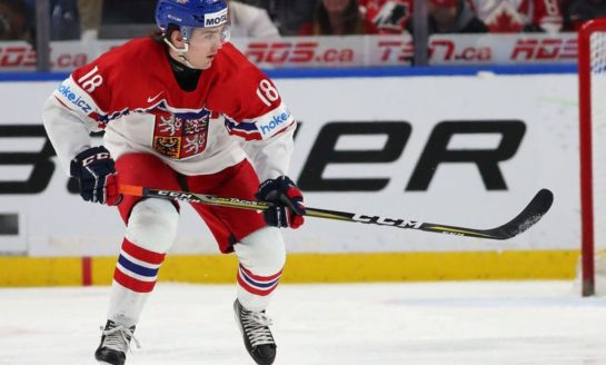 The Grind Line: Red Wings Release Zadina to World Juniors
