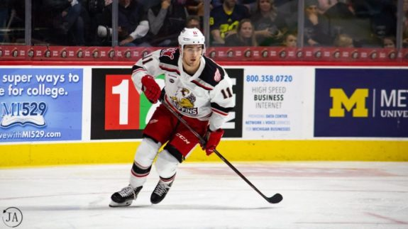 Filip Zadina Grand Rapids Griffins