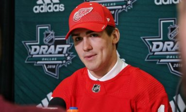 The Grind Line: Red Wings' Next Great Rookie