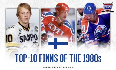Top-10 Finns of the 1980s