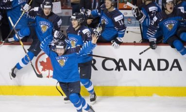 Finland Scores Late to Win WJC Gold Over U.S.