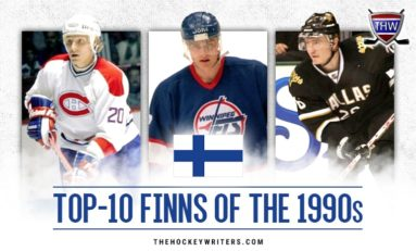 Top-10 Finns of the 1990s