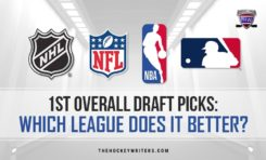 1st Overall Draft Picks: Which League Does it Better?