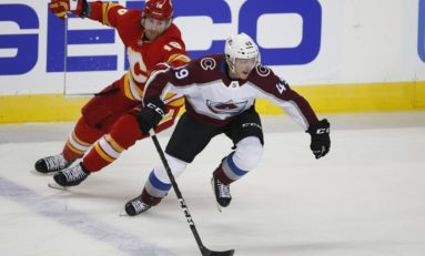 Flames Face Playoff Nemesis Avalanche in Season-Opener