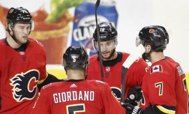 Calgary Flames Are On the Hot Seat