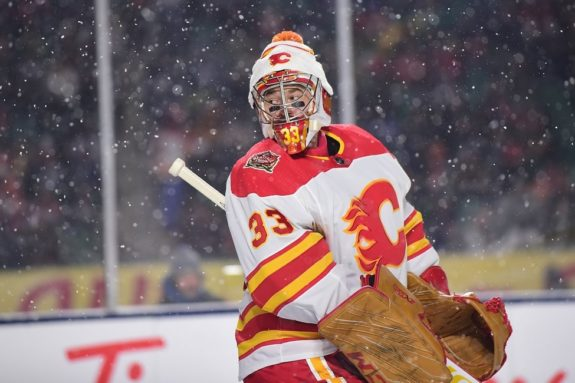 Calgary Flames David Rittich