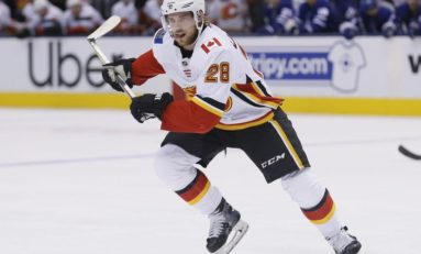 Flames Newcomers Have Mixed Early Results