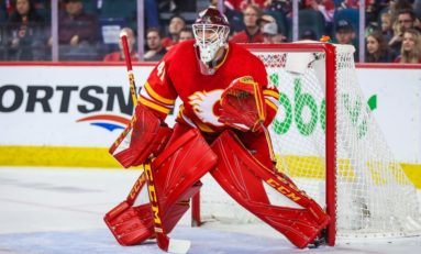 Flames' Goaltending Still in Question as Playoffs Draw Near