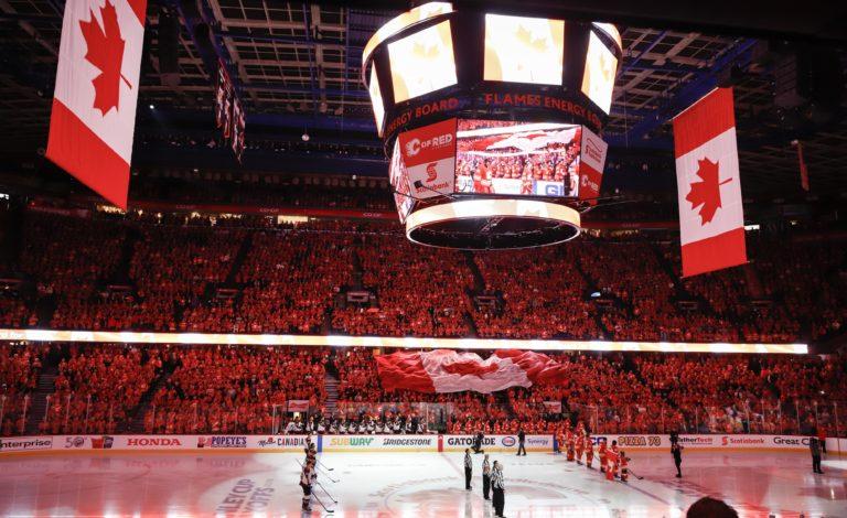 Calgary Flames' Saddledome
