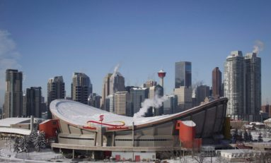 Calgary City Council Talking New Home for Flames