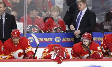 Dissecting the Flames' Lack of High-End Offence This Season