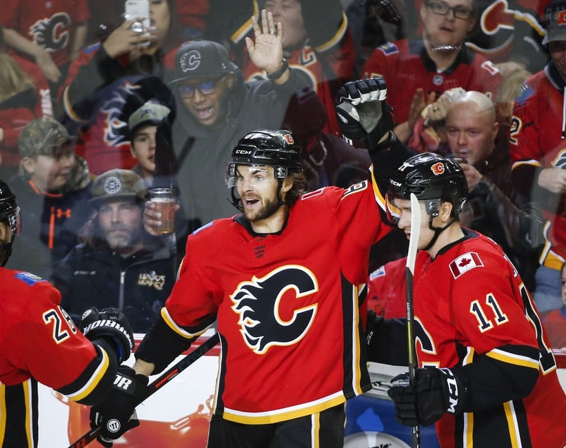 Calgary Flames Show Signs of Life After Rough Start in February