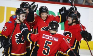 Flames Stand Pat While Rivals Load Up at Deadline