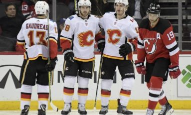 Red-Hot Flames Prove True Road Warriors