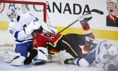 Flames Looming Questions as Holiday Break Ends