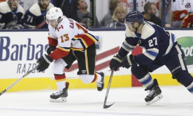 Flames' Top Unit Igniting Potent Attack