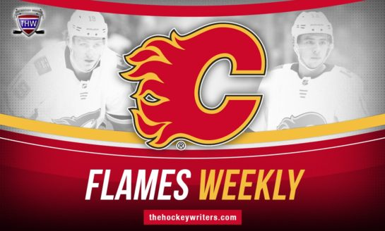 Flames Weekly: Impressive Shutout Follows Shaky Season Opener