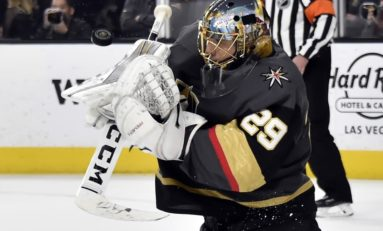 Golden Knights' 12 Days of Hockeymas: $12 Million in Net