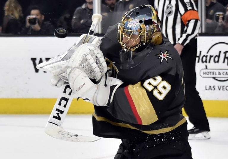Vegas Golden Knights Marc-Andre Fleury
