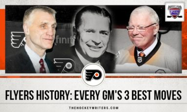 Flyers History: Every GM's 3 Best Moves
